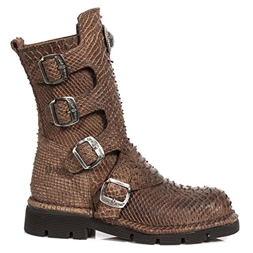 Brown M Rock 1471 New New Rock S15 BOwTZWZ