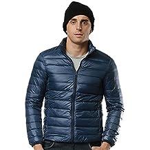 Hifeos Packable Down Jacket For Men Outwear Lightweight Men's Puffer Jacket