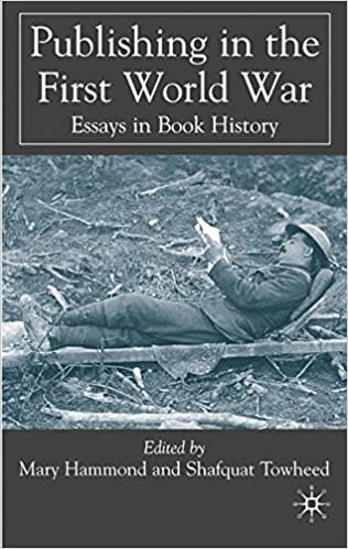 com publishing in the first world war essays in book  publishing in the first world war essays in book history