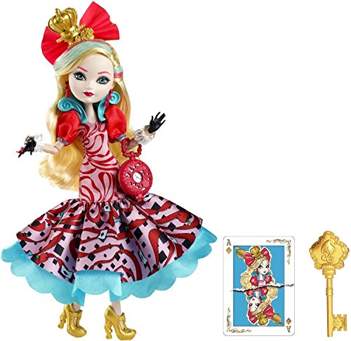 Ever After High Way Too Wonderland Apple White -