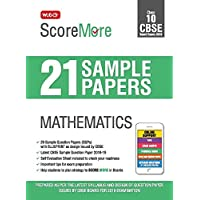 ScoreMore 21 Sample Papers CBSE Boards – Class 10 Mathematics