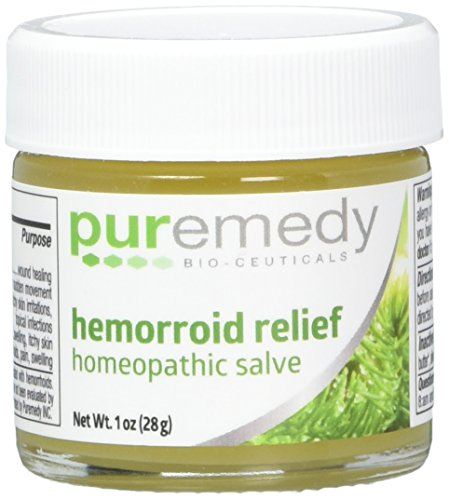 Puremedy Unscented Hemorrhoid Relief Homeopathic product image