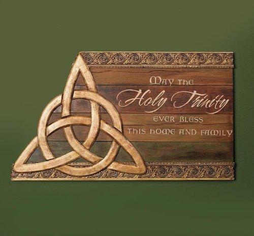 Trinity Knot Meaning (Trinity Treasures Garden Stone)