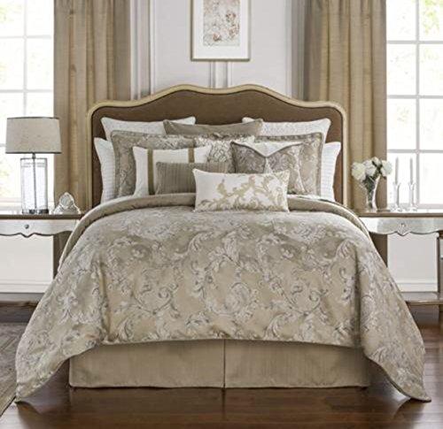 Waterford Linens Chantelle Queen Comforter Set (Comforter Waterford)