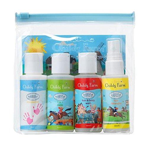 Childs Farm Little Essential Kits 4 x 50ml