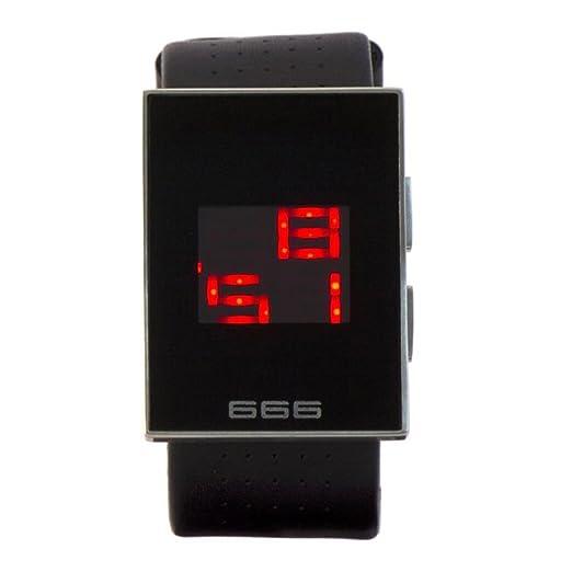 666 Barcelona Reloj
