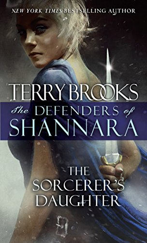 book cover of The Sorcerer\'s Daughter