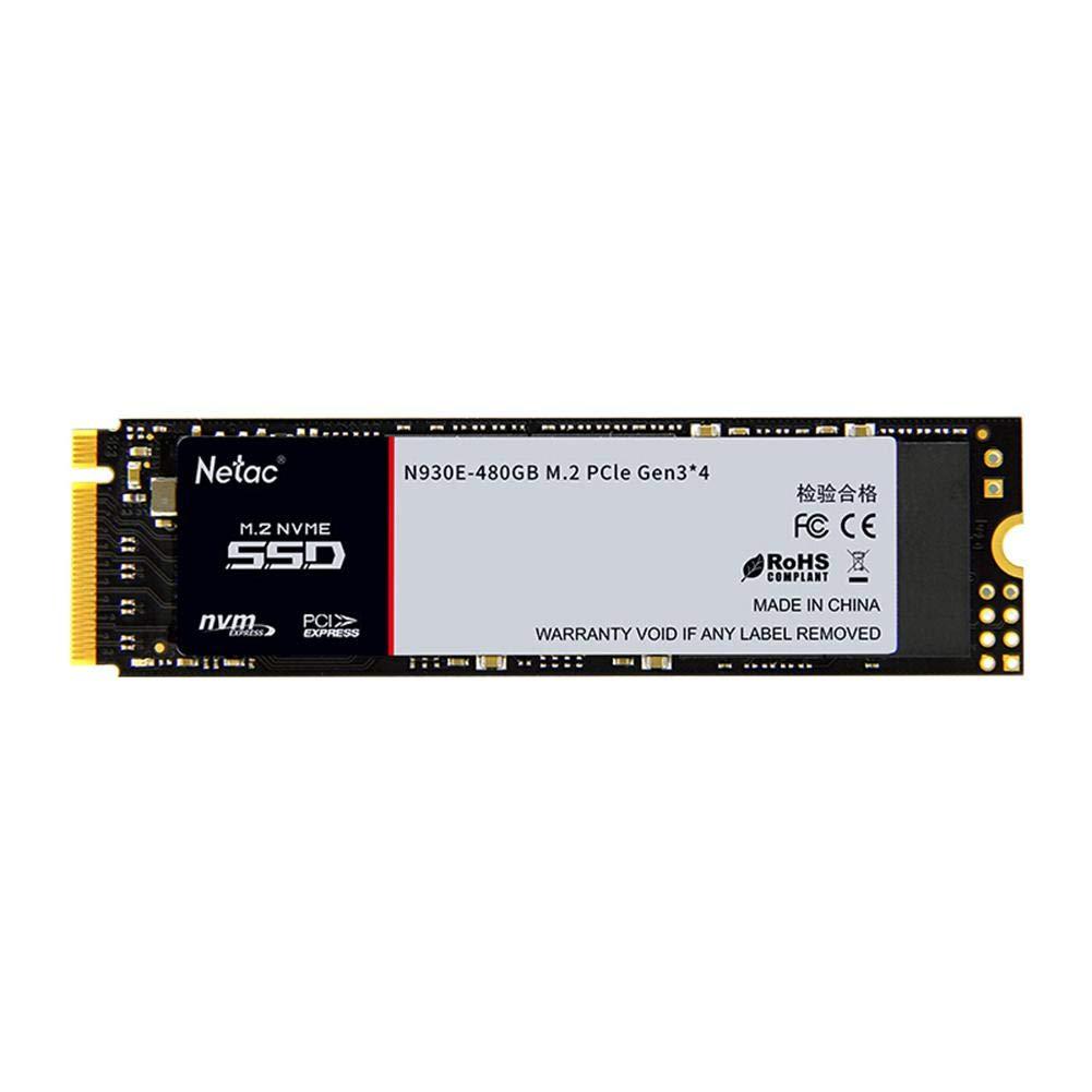 InnerSetting Netac M.2 SSD - Disco Duro Interno de 8 Gbps PCIe ...