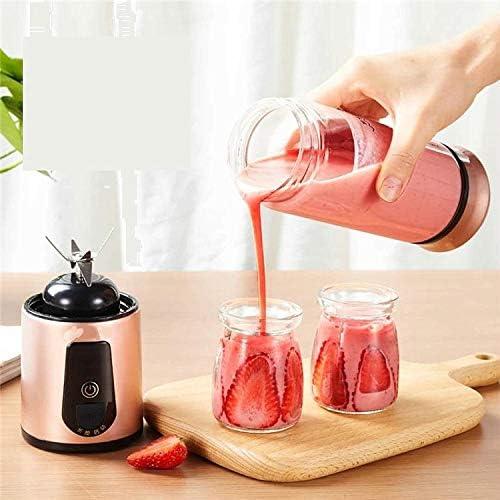 Presse-agrumes Portable Electric Juicer Blender Automatic Usb Mini Fruit Mixers Juicers Fruit Extractor Food Milkshake Multi