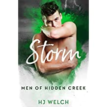 Storm (Men of Hidden Creek)