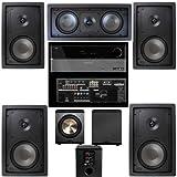 Klipsch R-2650-W In Wall 5.1 Home Theater System(R-2502-W)-FREE PL-200-Harman Kardon 1650