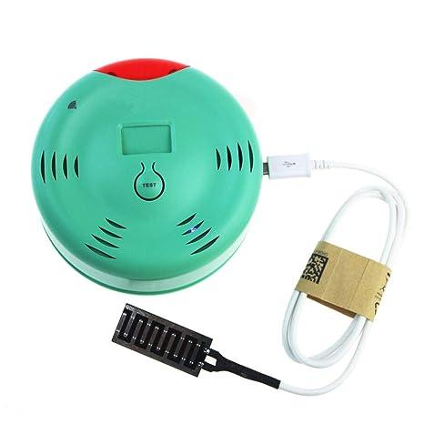 Topvico WiFi Water Sensor Leak Detector Leakage Detection ...