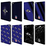Official NFL 2017/18 Baltimore Ravens Leather Book Wallet Case Cover for iPad Air 2 (2014)