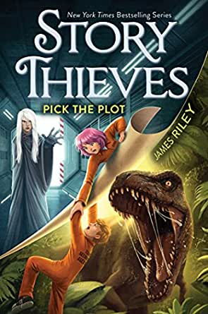 Amazon.com: Pick the Plot (Story Thieves Book 4) eBook ...