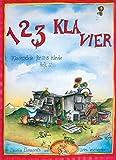 1 2 3 Klavier Klavierschule für 2 - 8 Hände. Heft 2 (EB 8620)