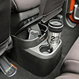 Rugged Ridge 13551.51 Black Rear Seat Organizer