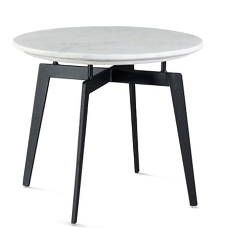 aoeiuv Mesa De Centro De Madera Maciza Simple Muebles De Lado ...