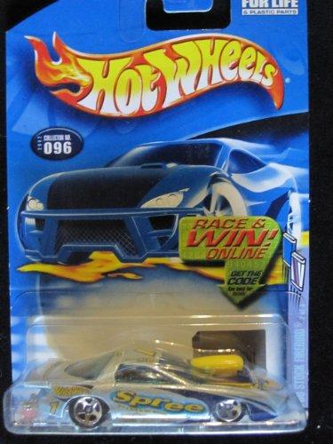 (Pro Stock Firebird Hot Wheels #096 2002 Sweet Rides Series #2 Malaysia Base)