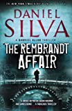 Front cover for the book The Rembrandt Affair by Daniel Silva