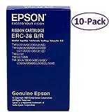 #7: Epson ERC38BR Cash Register Ribbon Black/Red EPS ERC38BR - 10 ribbons