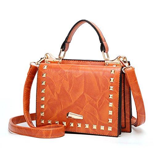 Sacs carré dames nouveau portable Cross paquet printemps sac petit à bandoulière Body diagonale sac fC4g5xOq