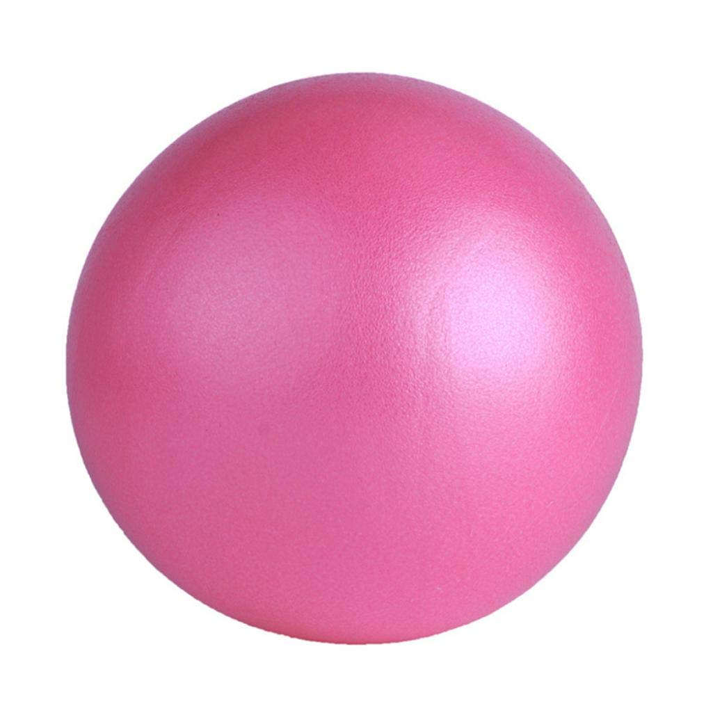 geshiglobal Explosion-proof Thickening Fitness Mini Yoga Ball Pilates Fitball for Kids Women