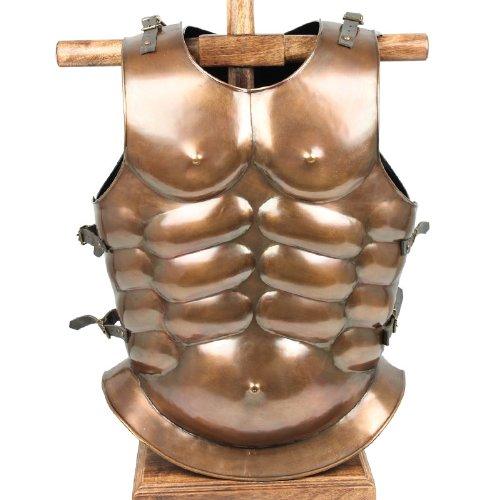Medieval Roman Greek Muscle Body Armor Cuirass Copper Finish NAUTICALMART INC
