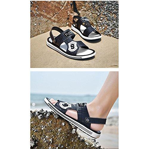Tendenze Casual CHENGXIAOXUAN personalit Scarpe Estive Sandali con Spiaggia Indossare 2018 da Uomo da Coreane Sandali Moda da 55rvxpq