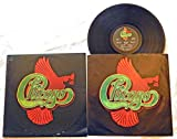 Chicago VIII (CH8B) LP Album - Columbia Records 1974 - With Original Poster - Old Days - Harry Truman