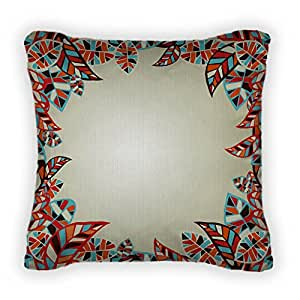 Gear New Leaves Throw Pillow, Poplin, 14x14, GN20166