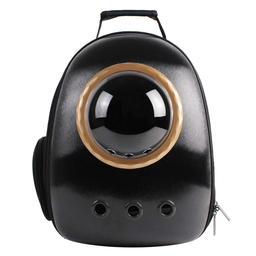 Pet Backpack Capsule Astronaut Portable Bubble Premium Waterproof For Cat Dog Puppy Ventilated Airline Approved Max Capacity is 16 lbs