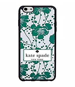 Original Brand Logo Kate Spade Marks Printed HD Pattern Hardback Suitable For Iphone 6 / 6s Plus (5.5 inch)