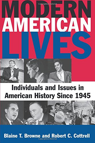 Download Modern American Lives: Individuals and Issues in American History Since 1945 ebook