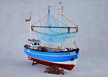 POTOLL Maquetas De Barcos Kits De Modelo De Barco Kit De ...