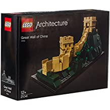 LEGO Architecture 21041 Great Wall of China (551 Pieces)