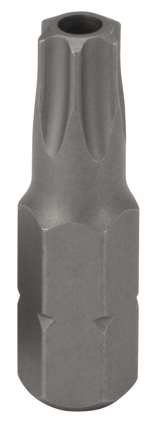 KS Tools 911.5137 Embout de vissage 5//16 Torx perc/é T45 Longueur 30 mm