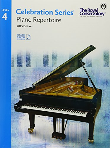 C5R04 - Royal Conservatory Celebration Series - Piano Repertoire Level 4 Book 2015 Edition ()