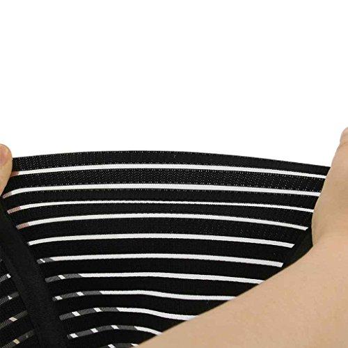 Strap Cintola Addome parto indietro Maternity donne Babysbreath17 Nero Le della per le cinture Bellyband Preparazione al di incinte Tonificante sostegno Belt L donne vita wUxOxY0qn7