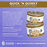 Weruva Truluxe Cat Food, Quick 'N Quirky With