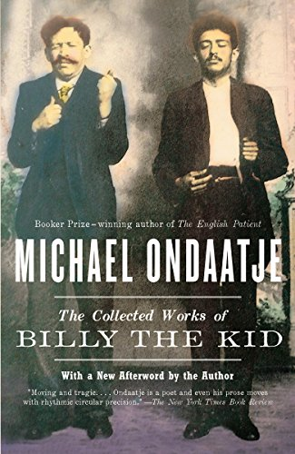 Book cover from The Collected Works of Billy the Kid by Michael Ondaatje