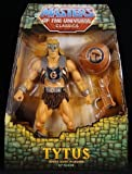 HeMan Masters of the Universe Classics Exclusive Deluxe 12 Inch Action Figure Tytus by Mattel (English Manual)