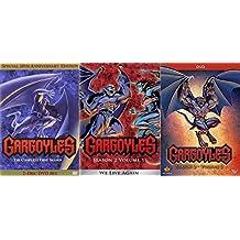 Gargoyles: Season 1 & 2: Volumes 1 & 2 Complete Series