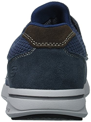 USA Uomo Men's M D EU Skechers 44 Blue Sneaker Blu Navy Zd1dWq7f