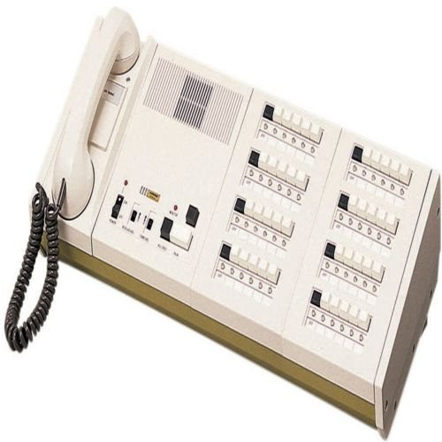 Aiphone - NDR40A - Lamp Memory Security Intercom 40 Call Master Station with selective output, and