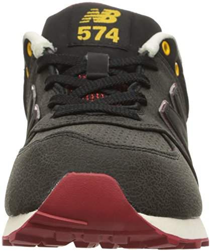 New Balance 574 Classic Brown Youths Trainers Brown