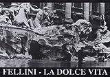 La Dolce Vita Poster Movie B 11x17 Marcello Mastroianni Anita Ekberg Anouk Aimee Alain Cuny