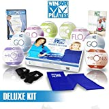 Winsor Pilates Deluxe - 8 DVD's, Weighted Gloves, Resistance Band, Wellness Guide