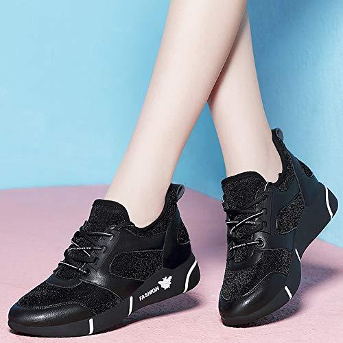 le autunno Gun Donna fuoco color da Moda scarpe scarpe scarpe delle signore Alla scarpe nuova ginnastica super AJUNR sportive qtzTnYT