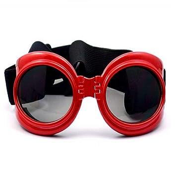 La ropa Gafas Redondas del Animal doméstico, Perro Gato ...