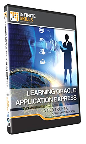 Learning Oracle Application Express - Training DVD (Sql Training Dvd)